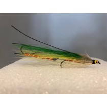 Green Ghost Tandem Flies
