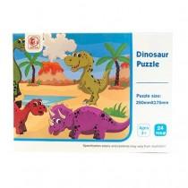 Jigsaw Puzzle - Kid's Dinosaur ~ 24 pieces