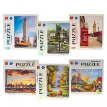 Jigsaw Puzzle - Assorted Scenes ~ 1000 pieces