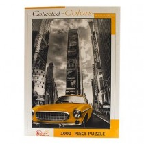 Jigsaw Puzzle - Yellow Cab ~ 1000 pieces