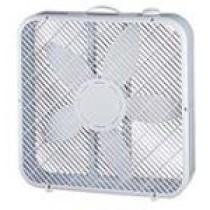 """20"""" Box Fan ~ White"""