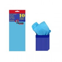 Tissue Paper - TURQUOISE ~ 10 per pack