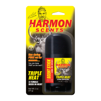 Harmon's Triple Heat Rub-On Scent Stick ~ 3oz