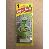Little Tree Air Fresheners ~ Creamy Avocado