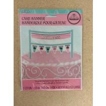 "Cake Banner ~ ""Princess"""