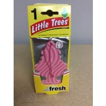 Little Tree Air Fresheners ~ Bubble Gum