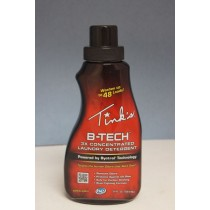 TINK'S B-Tech Odor Eliminator 3X Concentrated Laundry Detergent ~ 24oz Bottle