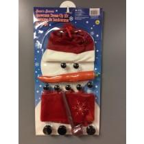 Snowman Dress-Up Kit