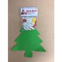 Christmas Tree Craft Set