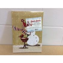 "Christmas Gift Boxes - 8"" x 11"" x 1-3/16"" ~ 3/pk"