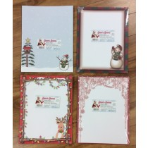 "Christmas Printer Paper - 8.5"" x 11"" ~ 25 sheets"