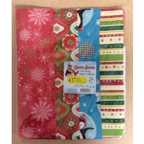 Christmas Flat Wrap ~ 24 sheets