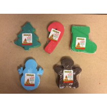 Christmas EVA Shapes ~ 20 per pack