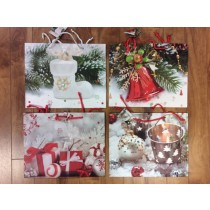 Large Horizonal Christmas Gift Bags