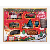 Christmas Train Set ~ 22 pieces