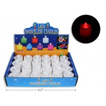 LED Color Changing Votive Candles ~ 24 per display