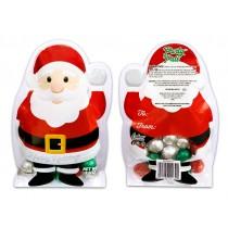 Christmas Party Pals Milk Chocolate Balls ~ 3.5oz bag