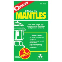 Coghlan's Single Tie Mantles ~ 2 per pack