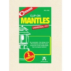 Coghlan's Clip-On Mantles ~ 2 per pack