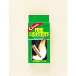 Coghlan's Fire Lighters ~ 20 per pack
