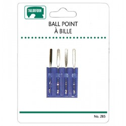 Sewing Machine Needles - Ball Point ~ 4 per pack
