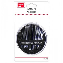 Assorted Hand Sewing Needles ~ 30 per pack