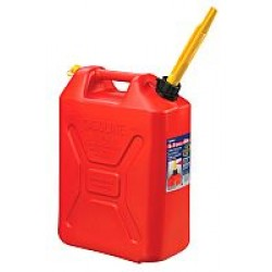 Gasoline Jerry Can - Military Style ~ 20L / 5 Gal
