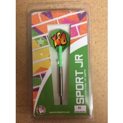 Sport Jr. Ringed Darts ~ Neon Green