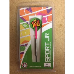 Sport Jr. Ringed Darts ~ Neon Pink