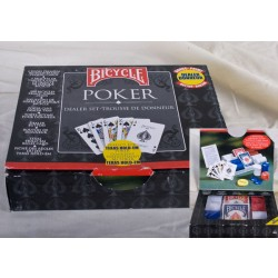 Bicycle Poker Set