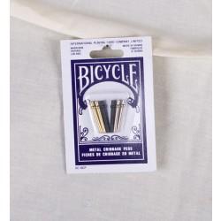 Bicycle Metal Crib Pegs ~ 6 per pack