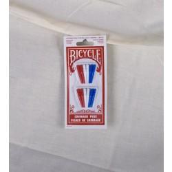Bicycle Plastic Crib Pegs ~ 12 per pack