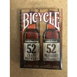 Bicycle 52 Craft Brewers Playing Cards