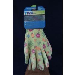 Gardening Gloves w/PU Coating ~ Size Large