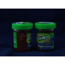 Berkley Gulp! Alive Maggots ~ Red Worm