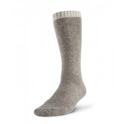 Iceberg Wool Outdoor Thermal Sock - Grey ~ Size Large