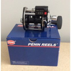 Penn 209LC Level Wind Salt Water Reel w/Line Counter