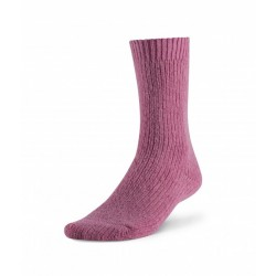 Boreal Wool Outdoor Thermal Sock - Light Pink ~ Kid's Size