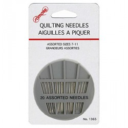 Quilting Needles ~ 20 per pack
