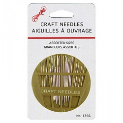 Craft Needles ~ assorted sizes