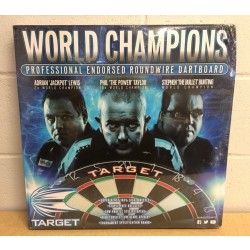 Target World Champion Dartboard