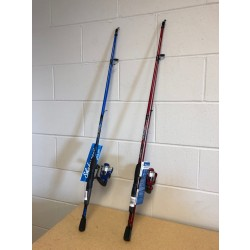 Shakespeare Navigator Spinning Combo - Medium Action ~ 6' - 2 piece