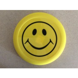 """Smiley Face Flying Disc ~ 8.75"""""""