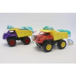 Beach Dump Truck with Tools ~ 7 piece set