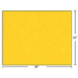 Bristol Board ~ Fluorescent Orange