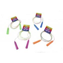 Plastic Spiral Jump Rope ~ 7'
