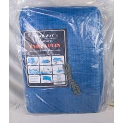 Blue Tarp ~ 18' x 24'
