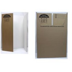 "Trifold Cardboard Project Display ~ 36"" x 48"""