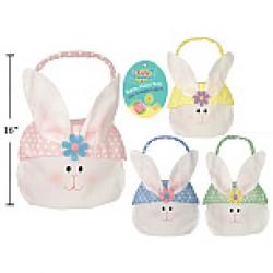 Easter Bunny Head Purse