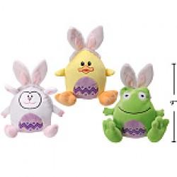 "Easter Plush Animals - 8"""